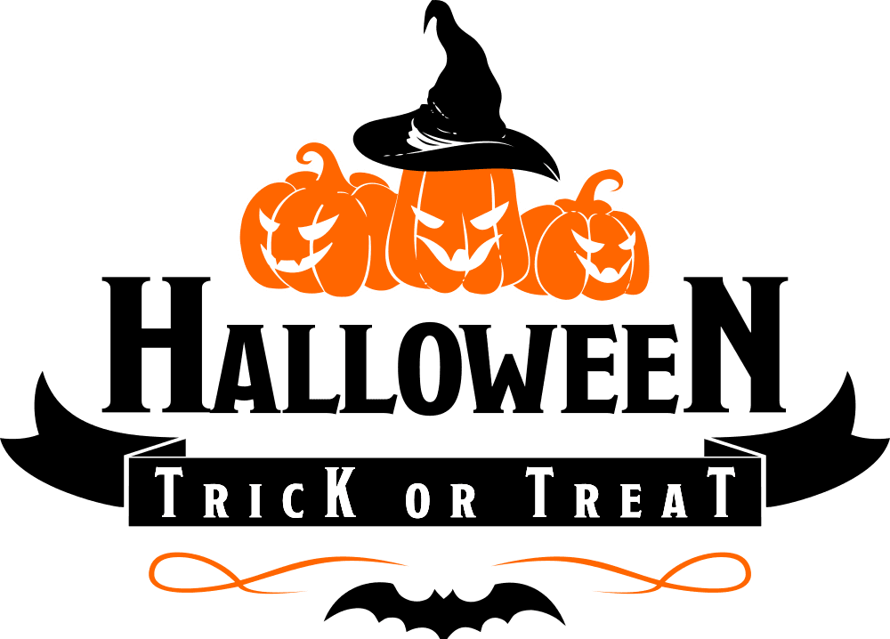 Halloween - Trick or Treat Logo-287613